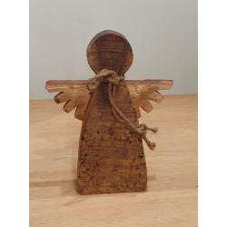Houten engel
