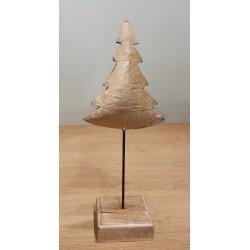Staand Kerstboom 35cm